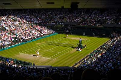 Ich habe Wimbledon 10'000 Mal im Kopf gewonnen (Andrew Agassi)